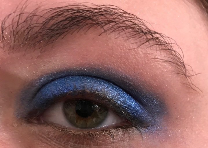 Blue Magic Eye