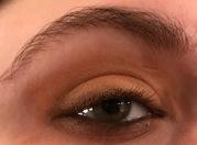 Burnt Orange Eye