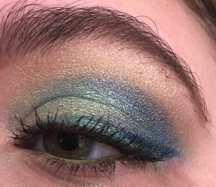 Coloured Raine Eye 1