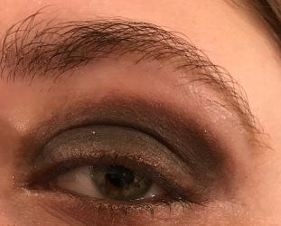 Dark Chocolate Shimmer Eye