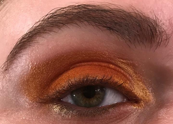 Fireside Interlude Eye