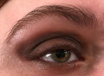 Hot Chocolate Eye