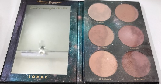 Lorac PotC Cheek Palette Mirror