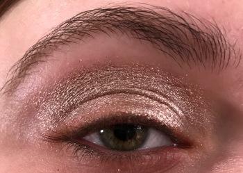 Pink Champagne Eye