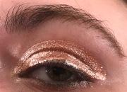 Rose Gold Retro Eye