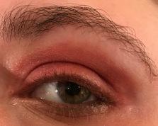 Venetian Red Eye