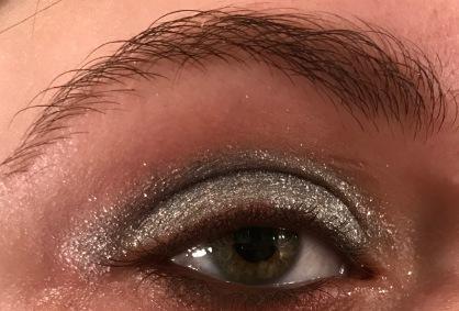 Glitter Goals Eye