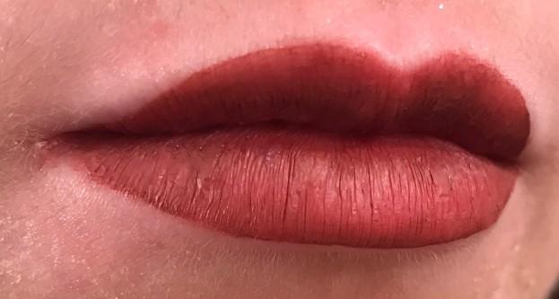 KVD Plath Lips