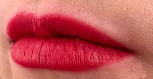 MAC All Fired Up Lips