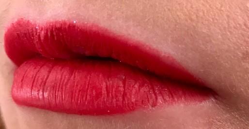 MAC Ruby Woo Lips