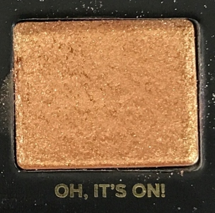 Oh Its On Pan