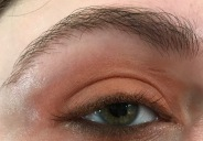 Peach Cobbler Eye