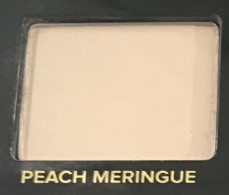 Peach Meringue Pan