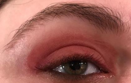 Peach Sangria Eye