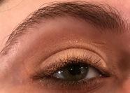 Peaches and Cream Eye