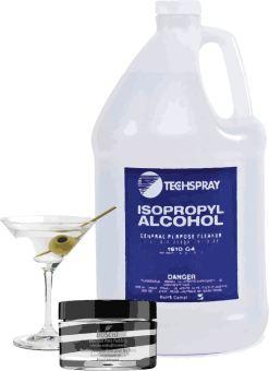 Alcohol skincare