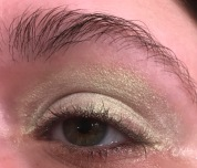 Golden Peridot Eye