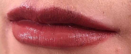 Rhubarb Lips