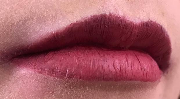 Trophy Wife Lips